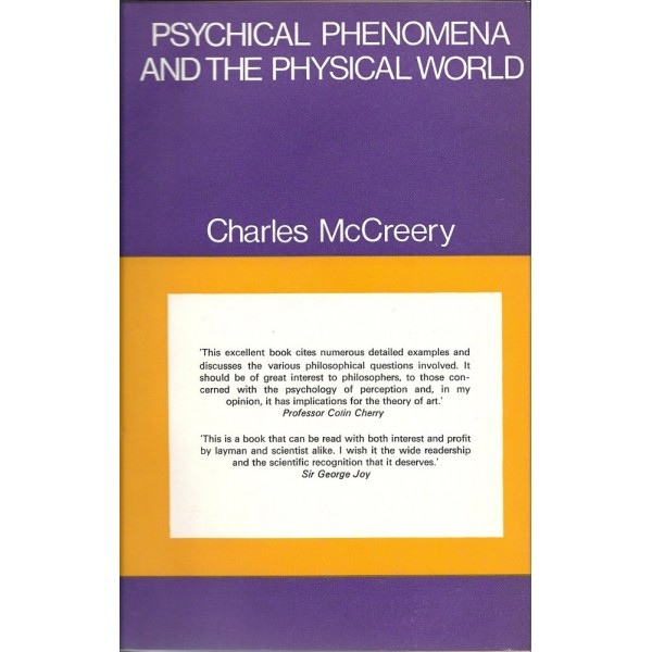 Psychical Phenomena of the Physical World