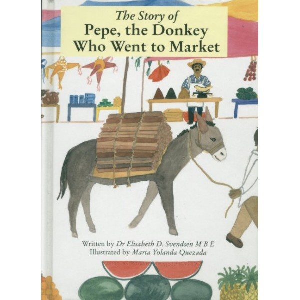 The Story Of Pepe, the Donkey Who Went to Market